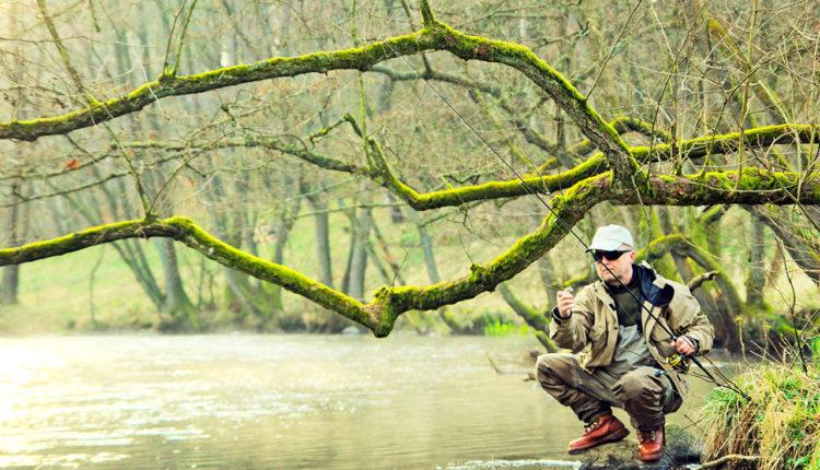 Коряжник ловим рыбу
