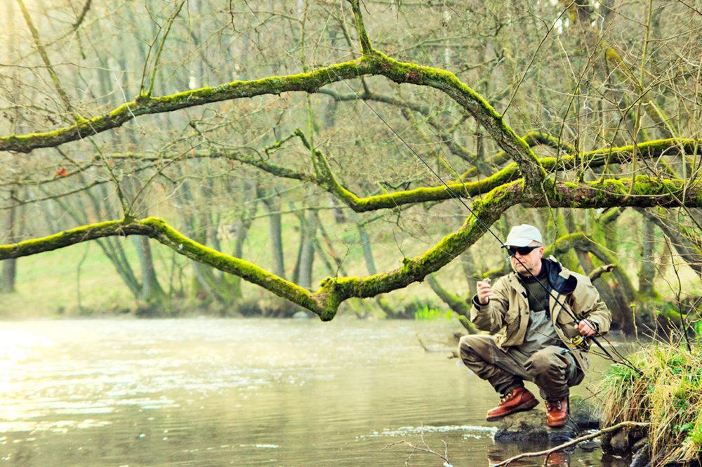 Ловля на реке в коряжнике на спиннинг. Практические примеры из личного опыта