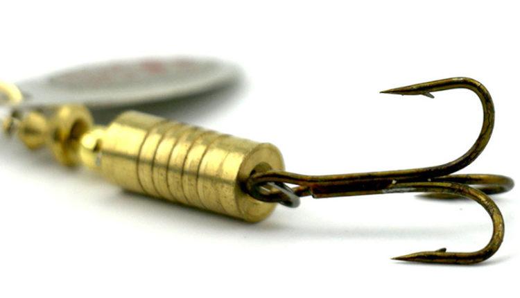 Качество китайских крючков на блеснах
