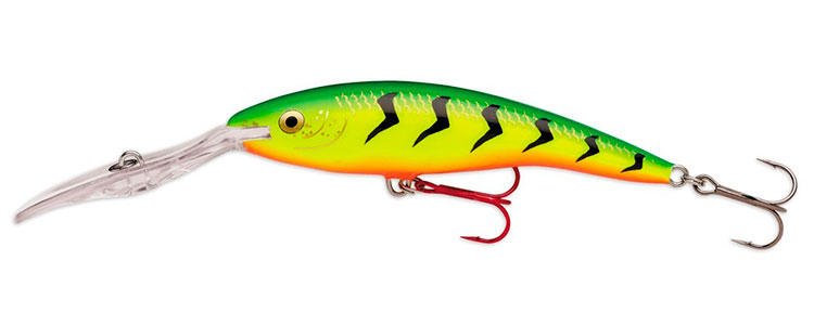 Rapala Deep Tail Dancer воблер на щуку