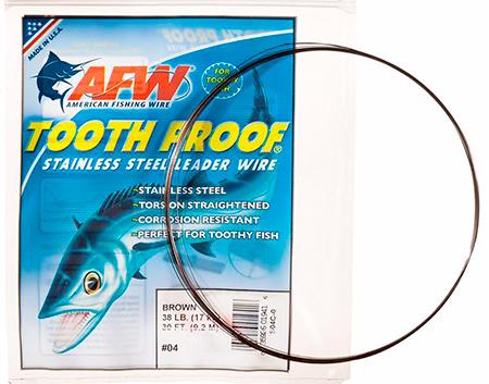 Tooth Proof поводковый материал