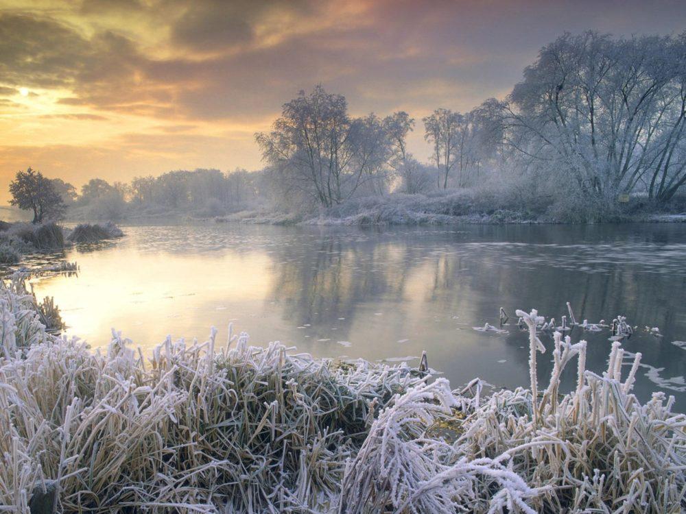 Щука зима рыбалка на озере