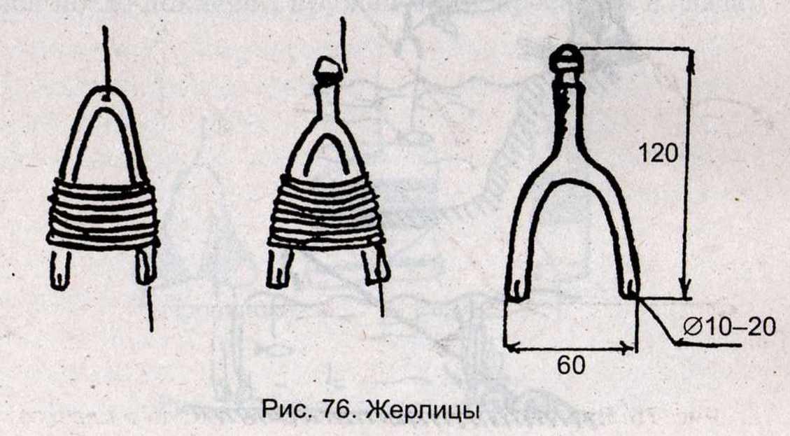Рогатка на щуку