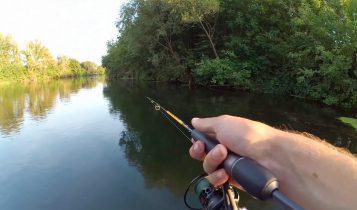 Рыбалка на щуку спиннингом