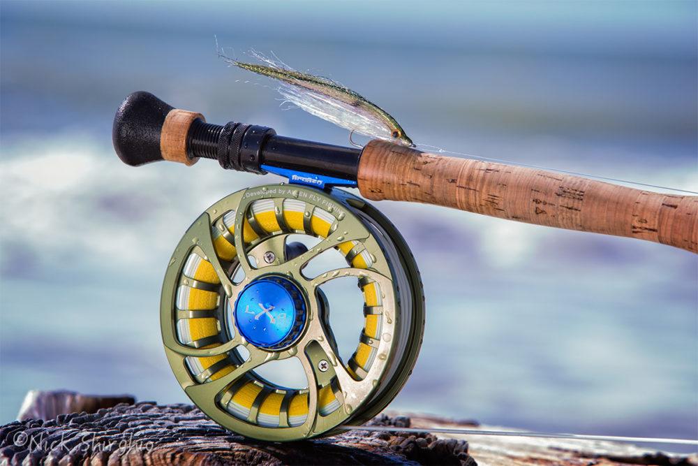Стример в виде рыбки