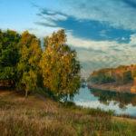 Сентябрь на реке