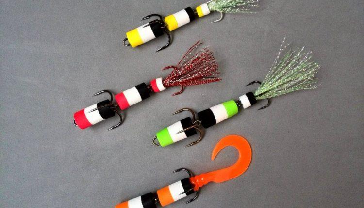 Рыболовные мандулы
