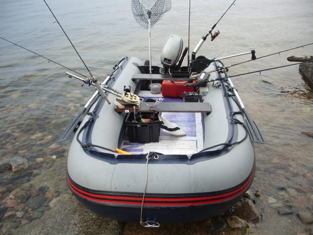 Лодка ПВХ для троллинга